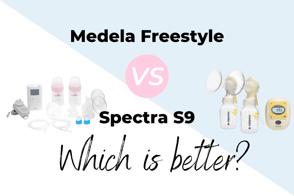 spectra 9 vs medela freestyle which is better?