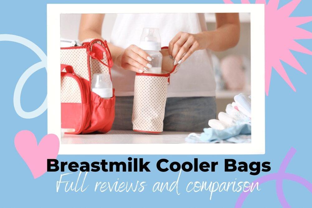 best breastmilk cooler bags