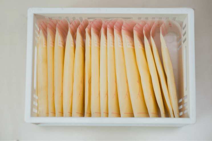 How to Store Breastmilk